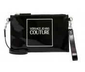 Versace Jeans Umhängetasche / Clutch, Black E1VZABHX