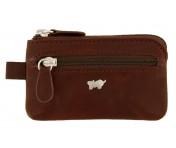 Braun Büffel Schlüsseletui Country palisandro, 30027