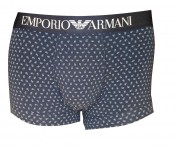 Emporio Armani Stretch Cotton Trunk, Marine 111389 Gr. S