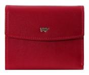 Braun Büffel Geldbörse Golf Secure Rot, 90044