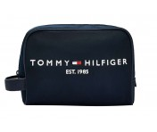 Tommy Hilfiger Kulturbeutel Established, Dunkelblau