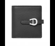Aigner Portemonnaie Cybill klein, Schwarz 151803