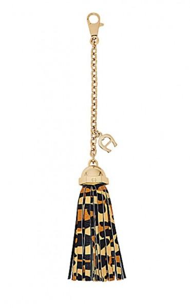 Aigner Schlüssel - / Taschenanhänger, multicolor Ocelot 160527