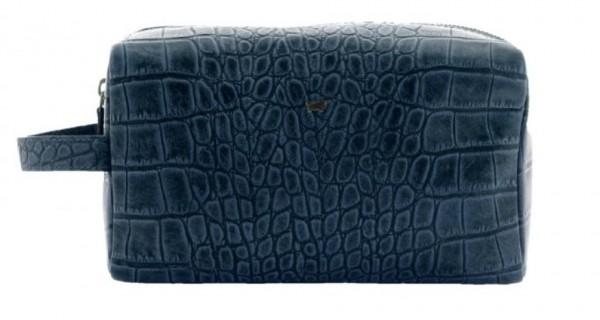 Braun Büffel LISBOA Kulturtasche jeans / blau, 69171