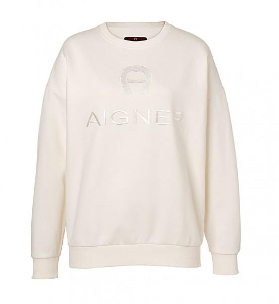 Aigner Sweatshirt Weiß, 252011