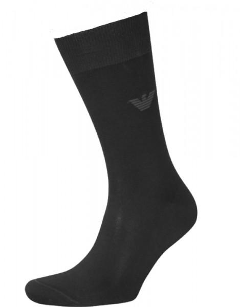 Emporio Armani Socken, Schwarz 300002 Größe L