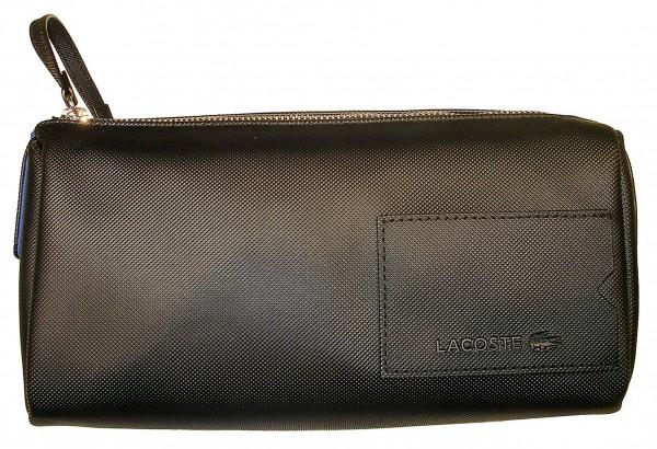 Lacoste Washbag / Toilet Kit NH1318HC, black