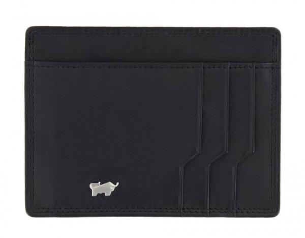 Braun Büffel Kartenetui Golf Secure schwarz, 90014