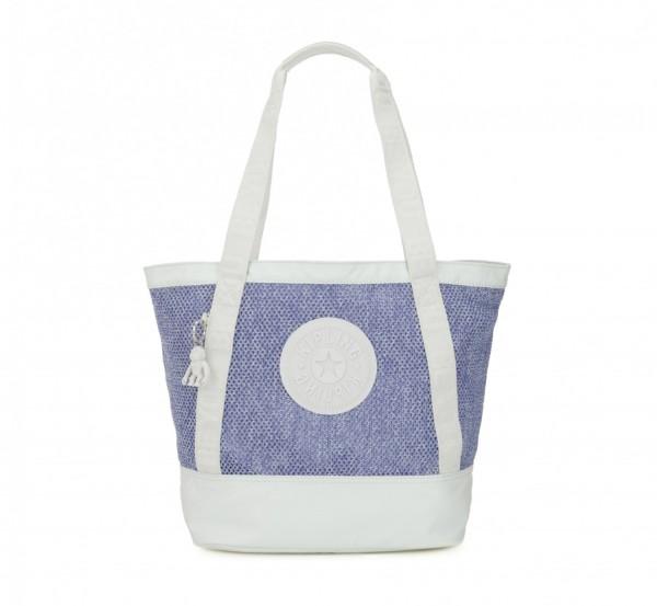 Kipling Shopper Sidra, Active Lilac Blue