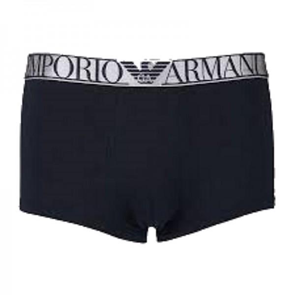 Emporio Armani Pima Cotton Trunk, 111546 6A710 marine Größe S