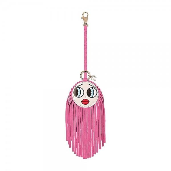 Aigner Schlüssel-/Taschenanhänger, Candy Pink 160597