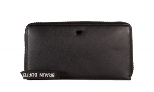 Braun Büffel Capri RV Geldbörse L schwarz, 44555