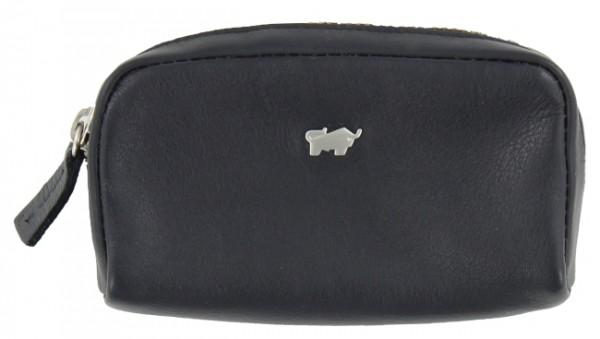 Braun Büffel Schlüsseletui Golf Edition M schwarz, 90002