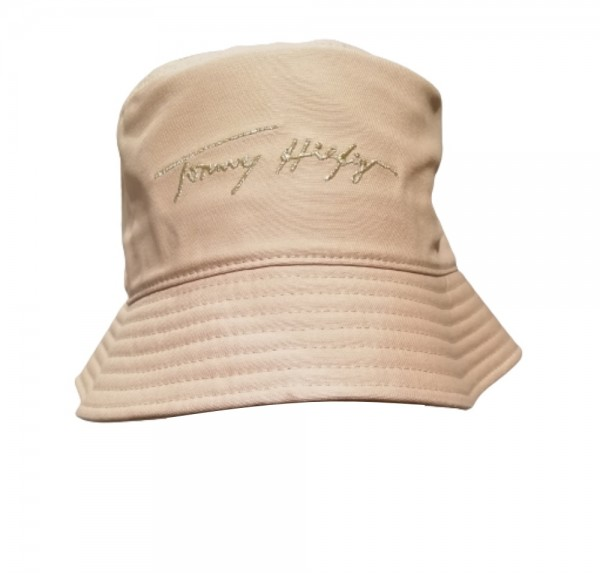 Tommy Hilfiger Signature Hut, Beige