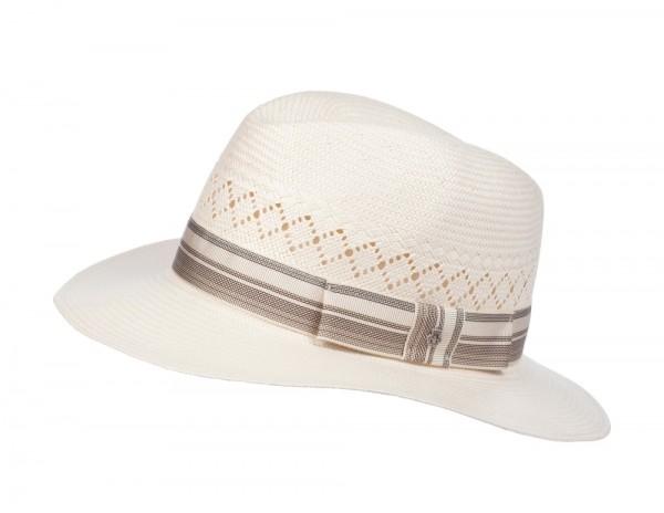 Roeckl Damen Hut Lady Panama, Weiß