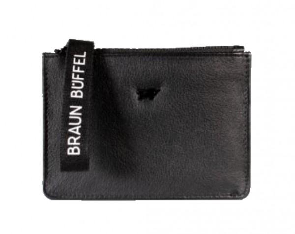 Braun Büffel Capri Mini Börse schwarz, 44508