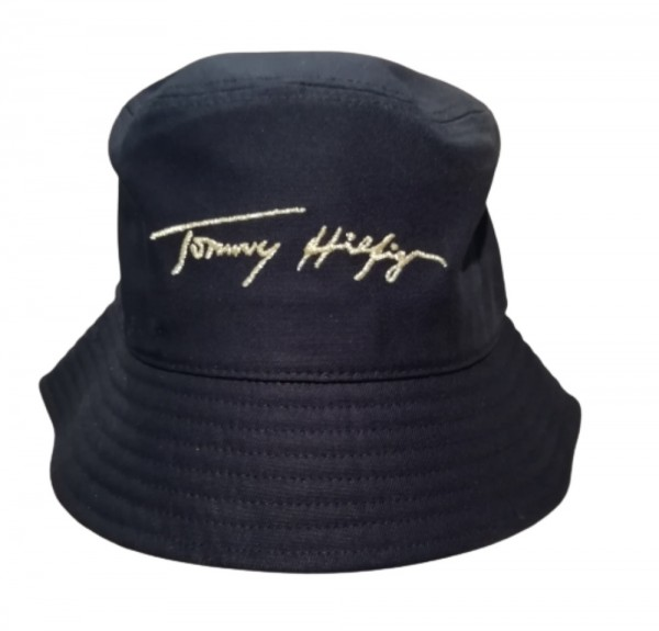 Tommy Hilfiger Signature Hut, Dunkelblau