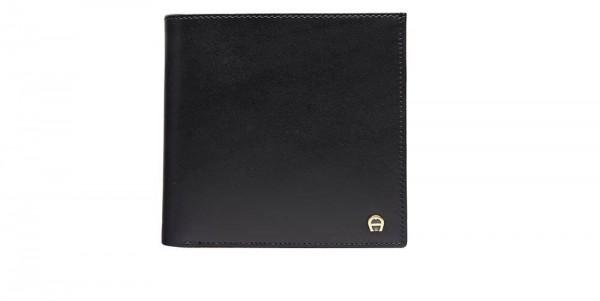 Aigner Portemonnaie 151737, schwarz