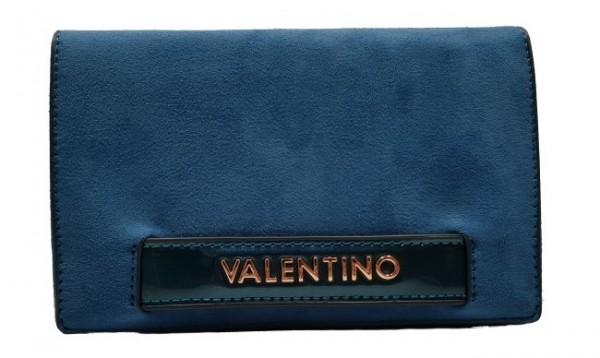 Valentino Bags Umhängetasche Scoop, Petrolio