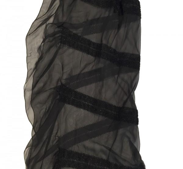 Armani Jeans Schal schwarz, 924033