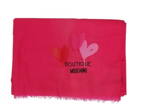 Boutique Moschino Schal, Pink