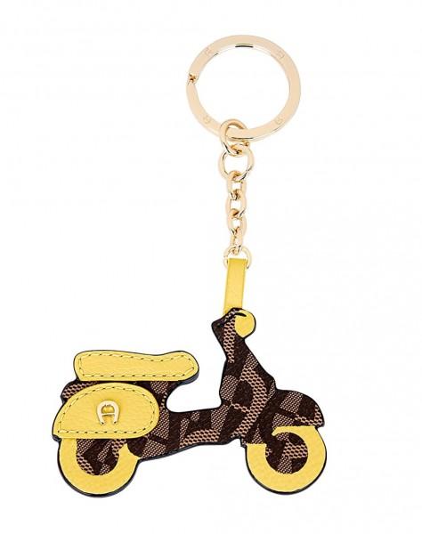 Aigner Schlüsselanhänger Motorroller, Buttercup Yellow 181119