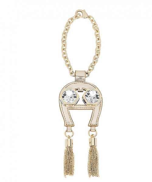 Aigner Schlüssel-/ Taschenahänger Gold, 160671