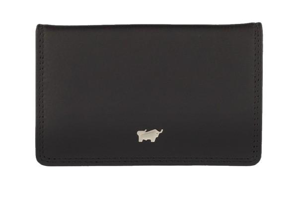 Braun Büffel Kartenetui Golf Edition Schwarz, 90008